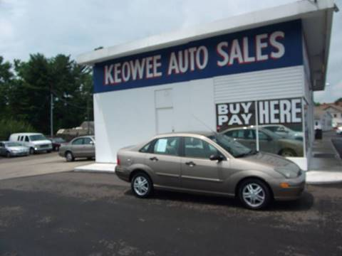 2004 Ford Focus for sale in Dayton, OH