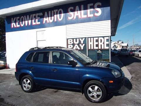 2006 Hyundai Tucson for sale in Dayton, OH