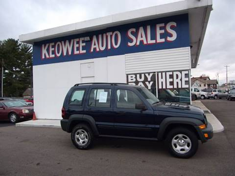 2007 Jeep Liberty for sale in Dayton, OH