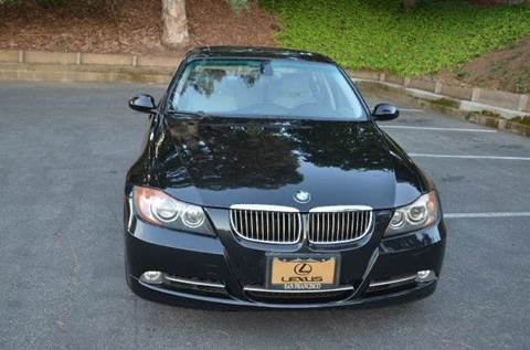 2007 BMW 3 Series for sale at Brand Motors llc in Belmont CA
