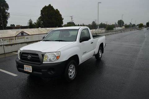 2007 Toyota Tacoma for sale at Brand Motors llc in Belmont CA