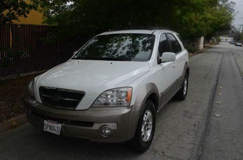 2005 Kia Sorento for sale at Brand Motors llc in Belmont CA