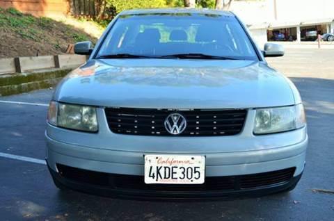 2000 Volkswagen Passat for sale at Brand Motors llc in Belmont CA