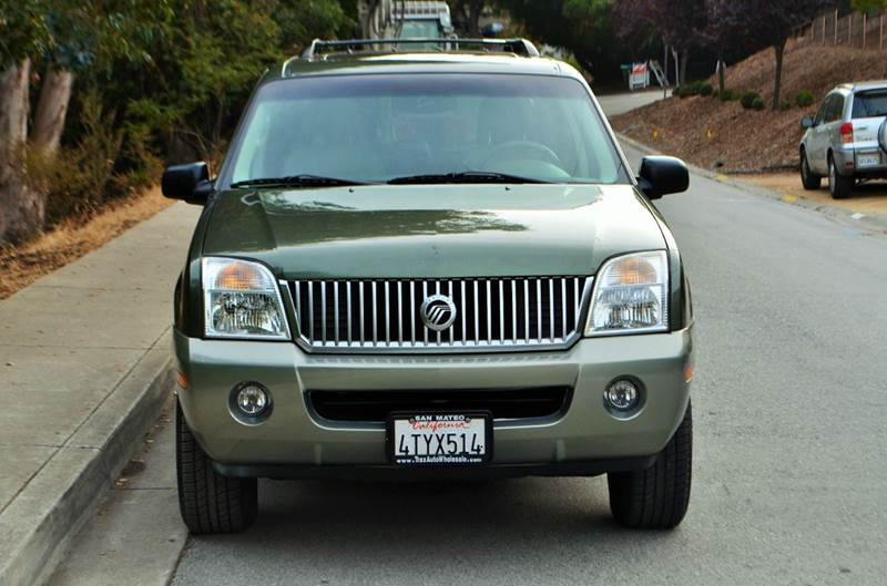 2002 Mercury Mountaineer for sale at Brand Motors llc in Belmont CA