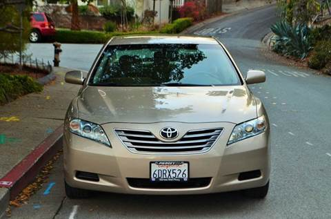 2009 Toyota Camry Hybrid for sale at Brand Motors llc in Belmont CA