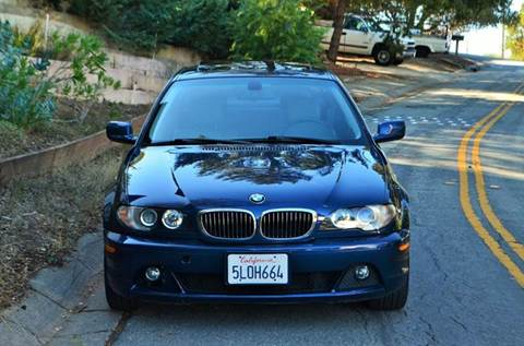 2005 BMW 3 Series for sale at Brand Motors llc in Belmont CA