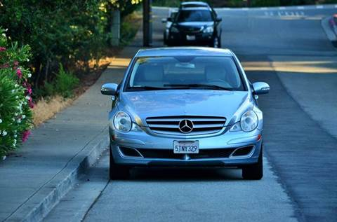 2006 Mercedes-Benz R-Class for sale at Brand Motors llc in Belmont CA