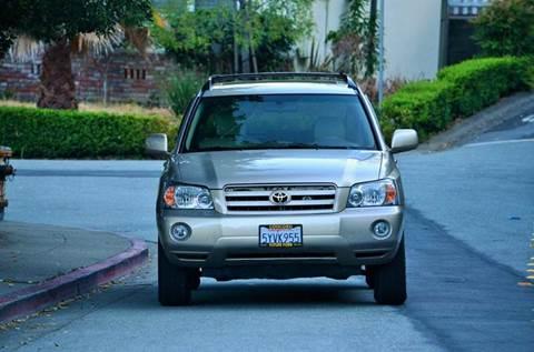 2007 Toyota Highlander for sale at Brand Motors llc in Belmont CA