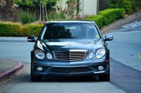 2008 Mercedes-Benz E-Class for sale at Brand Motors llc in Belmont CA