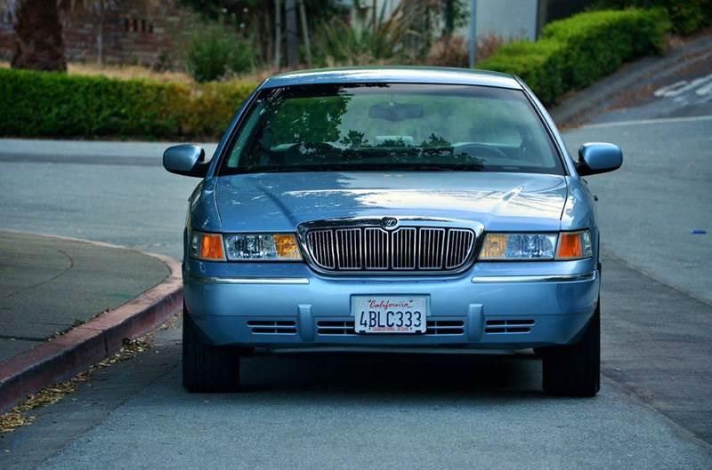 1999 Mercury Grand Marquis for sale at Brand Motors llc in Belmont CA