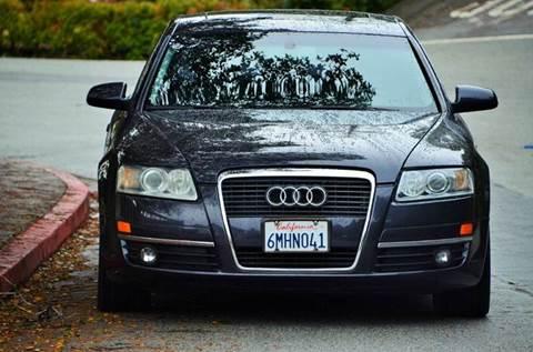 2005 Audi A6 for sale at Brand Motors llc in Belmont CA