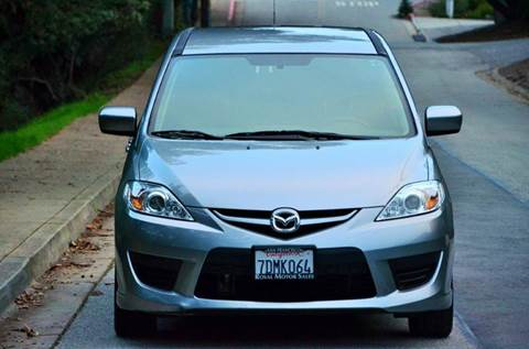 2010 Mazda MAZDA5 for sale at Brand Motors llc in Belmont CA