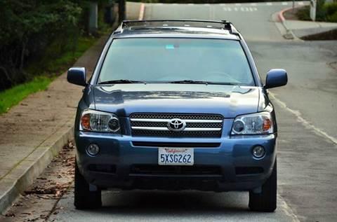 2007 Toyota Highlander Hybrid for sale at Brand Motors llc in Belmont CA