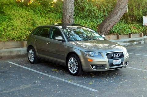 2006 Audi A3 for sale at Brand Motors llc in Belmont CA