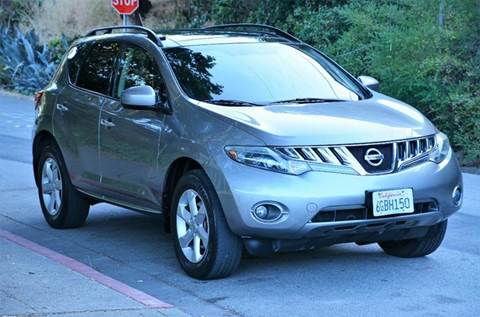 2009 Nissan Murano for sale at Brand Motors llc - Belmont Lot in Belmont CA