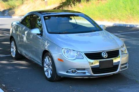 2007 Volkswagen Eos for sale at Brand Motors llc - Belmont Lot in Belmont CA