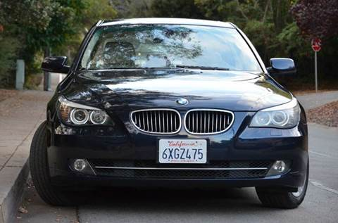 2009 BMW 5 Series for sale at Brand Motors llc - Belmont Lot in Belmont CA