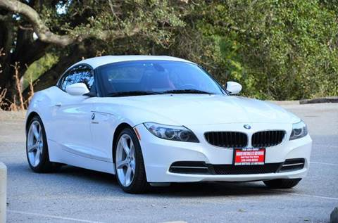 2011 BMW Z4 for sale at Brand Motors llc - Belmont Lot in Belmont CA