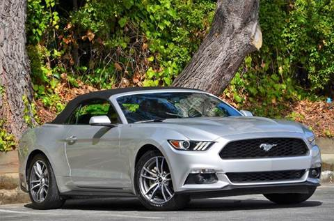 2017 Ford Mustang for sale at Brand Motors llc - Belmont Lot in Belmont CA