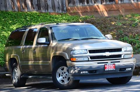 2005 Chevrolet Suburban for sale at Brand Motors llc - Belmont Lot in Belmont CA