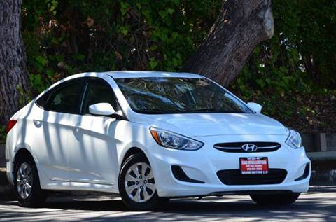 2015 Hyundai Accent for sale at Brand Motors llc - Belmont Lot in Belmont CA