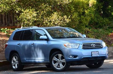 2008 Toyota Highlander for sale at Brand Motors llc - Belmont Lot in Belmont CA