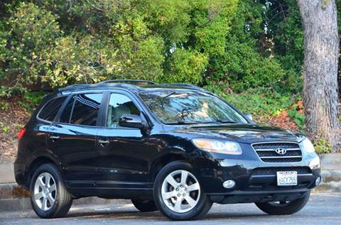 2007 Hyundai Santa Fe for sale at Brand Motors llc - Belmont Lot in Belmont CA