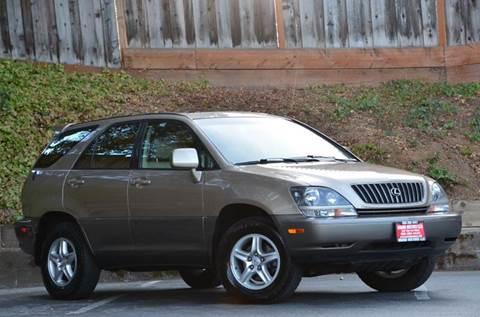 2000 Lexus RX 300 for sale at Brand Motors llc - Belmont Lot in Belmont CA
