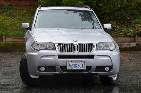 2007 BMW X3 for sale at Brand Motors llc - Belmont Lot in Belmont CA