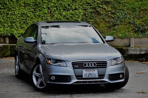 2010 Audi A4 for sale at Brand Motors llc - Belmont Lot in Belmont CA