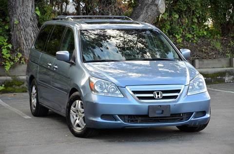 2005 Honda Odyssey for sale at Brand Motors llc - Belmont Lot in Belmont CA
