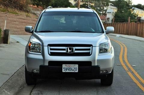 2006 Honda Pilot for sale at Brand Motors llc in Belmont CA