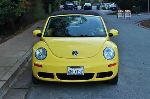 2008 Volkswagen New Beetle for sale at Brand Motors llc in Belmont CA