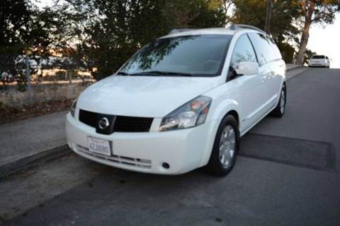 2006 Nissan Quest for sale at Brand Motors llc in Belmont CA