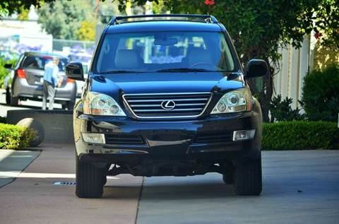 2006 Lexus GX 470 for sale at Brand Motors llc in Belmont CA