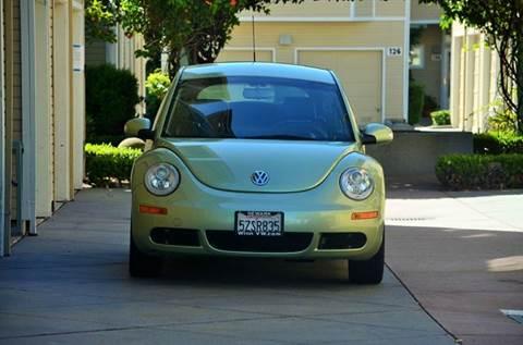 2007 Volkswagen New Beetle for sale at Brand Motors llc in Belmont CA