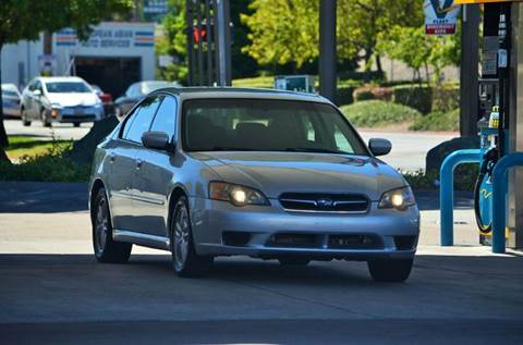2005 Subaru Legacy for sale at Brand Motors llc in Belmont CA