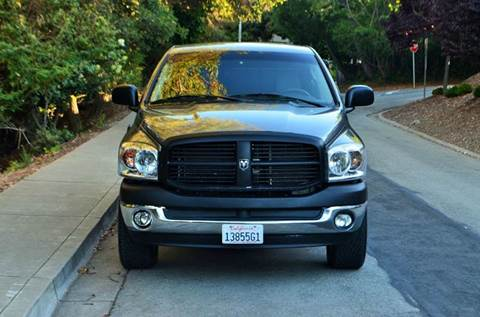 2007 Dodge Ram Pickup 1500 for sale at Brand Motors llc in Belmont CA
