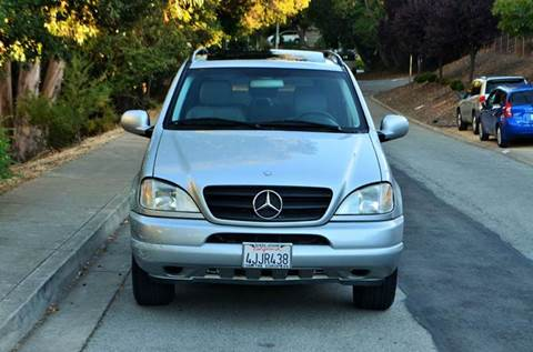 2000 Mercedes-Benz M-Class for sale at Brand Motors llc in Belmont CA