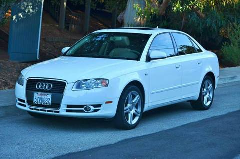 2007 Audi A4 for sale at Brand Motors llc in Belmont CA