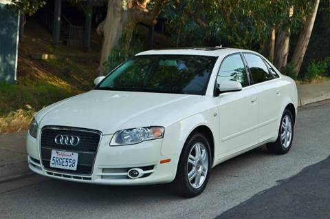 2006 Audi A4 for sale at Brand Motors llc in Belmont CA