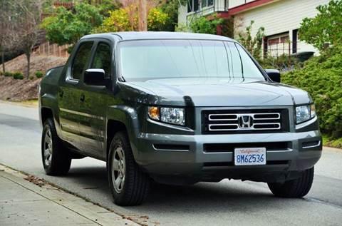 2007 Honda Ridgeline for sale at Brand Motors llc in Belmont CA