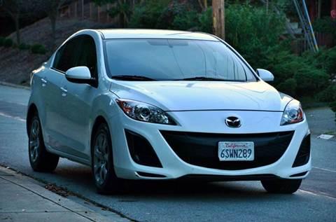 2011 Mazda MAZDA3 for sale at Brand Motors llc in Belmont CA