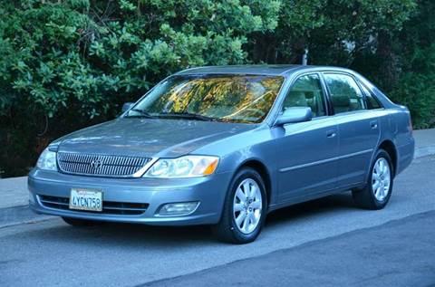 2002 Toyota Avalon for sale at Brand Motors llc - Belmont Lot in Belmont CA