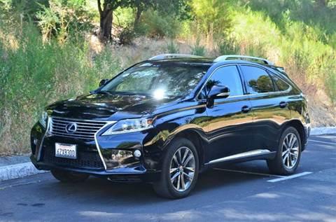 2013 Lexus RX 450h for sale at Brand Motors llc - Belmont Lot in Belmont CA