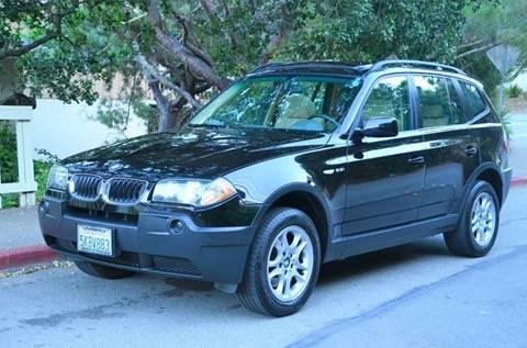 2004 BMW X3 for sale at Brand Motors llc - Belmont Lot in Belmont CA