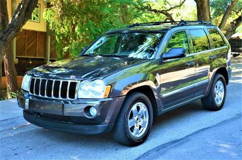 2005 Jeep Grand Cherokee for sale at Brand Motors llc - Belmont Lot in Belmont CA