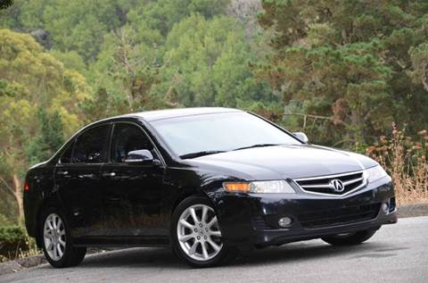 2006 Acura TSX for sale at Brand Motors llc - Belmont Lot in Belmont CA