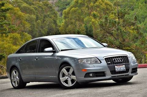 2007 Audi A6 for sale at Brand Motors llc - Belmont Lot in Belmont CA