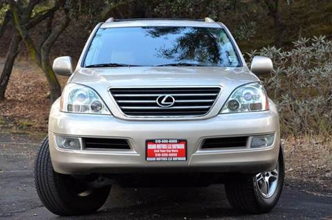 2009 Lexus GX 470 for sale at Brand Motors llc - Belmont Lot in Belmont CA